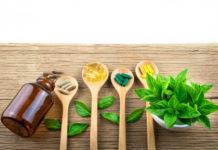 Roślinne suplementy diety