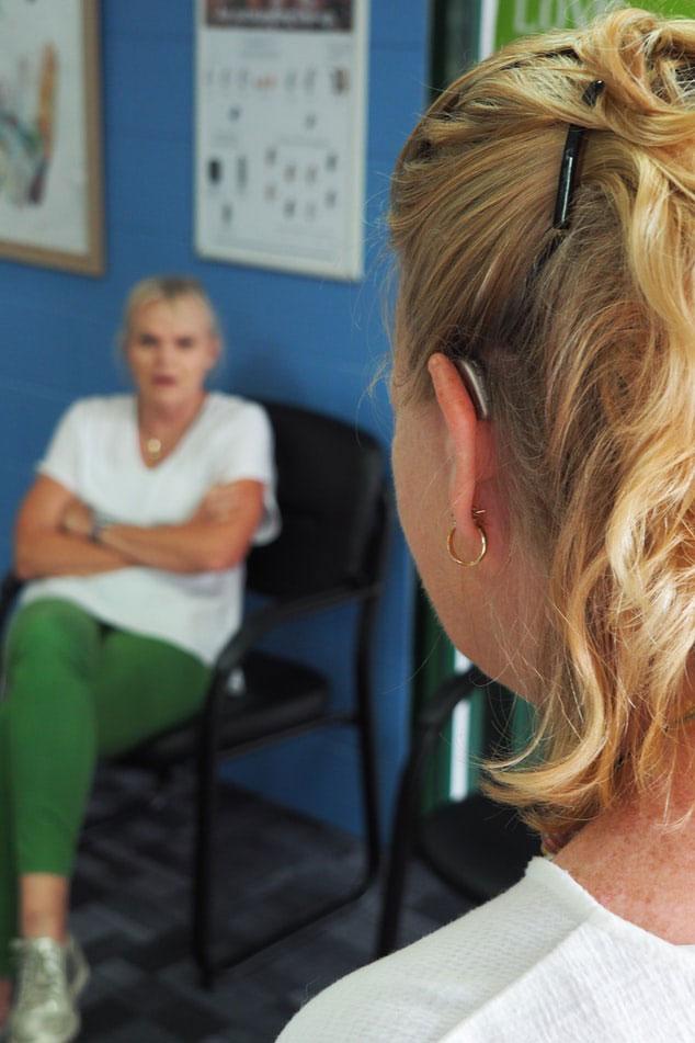 Aparaty słuchowe zauszne
