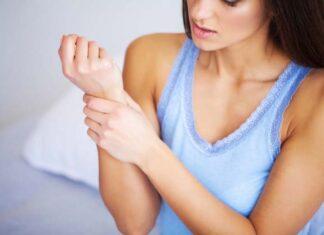 złamania w obrębie dłoni